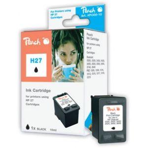 Peach  Druckkopf schwarz kompatibel zu HP DeskJet 3748 7640106493103