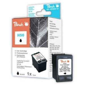 Peach  Druckkopf schwarz kompatibel zu HP OfficeJet 5510 7640115946423