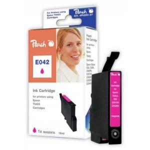 Peach  Tintenpatrone magenta kompatibel zu Epson Stylus C 82 7640106492373