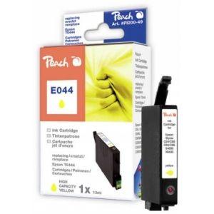 Peach  Tintenpatrone gelb High Capacity kompatibel zu Epson Stylus C 84 7640115948465