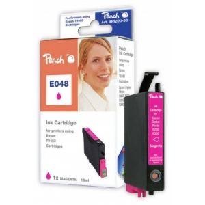 Peach  Tintenpatrone magenta kompatibel zu Epson Stylus Photo R 300 7640115948533