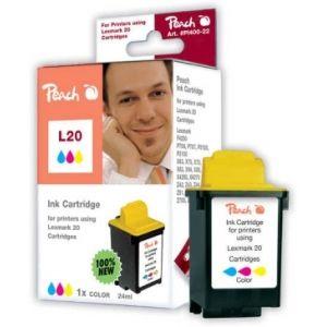Peach  Druckkopf color kompatibel zu Lexmark Z 701 7640115949691