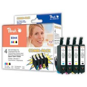 Peach  Spar Pack Tintenpatronen kompatibel zu Epson Stylus C 84 7640115949981