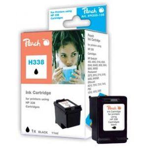 Peach  Druckkopf schwarz kompatibel zu HP OfficeJet 7408 7640115948212