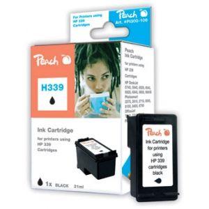 Peach  Druckkopf schwarz kompatibel zu HP DeskJet 5740 7640115948229