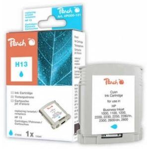 Peach  Tintenpatrone cyan kompatibel zu HP OfficeJet Pro K 850 Series 7640115946539