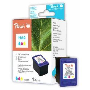 Peach  Druckkopf color kompatibel zu HP OfficeJet 4300 Series 7640108779892