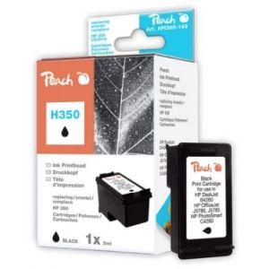 Peach  Druckkopf schwarz kompatibel zu HP OfficeJet J 5780 7640124891042