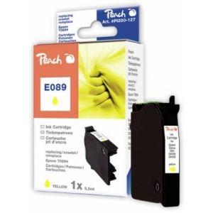 Peach  Tintenpatrone gelb kompatibel zu Epson Stylus SX 100 7640124893473