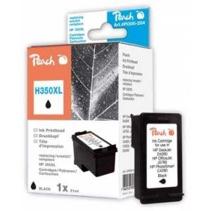 Peach  Druckkopf schwarz kompatibel zu HP OfficeJet J 5780 7640124895934