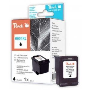 Peach  Druckkopf schwarz kompatibel zu HP OfficeJet J 4540 7640124897600