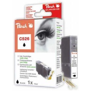 Peach  XL-Tintenpatrone foto schwarz kompatibel zu Canon Pixma MG 6150 7640148550734