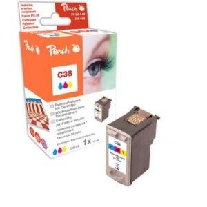 Peach  Druckkopf color kompatibel zu Canon Pixma IP 2500
