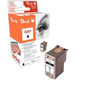 Peach  Druckkopf schwarz kompatibel zu Canon Pixma IP 2500 7640148551373