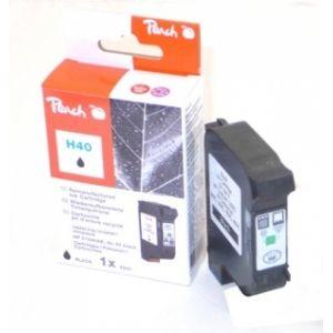 Peach  Druckkopf schwarz kompatibel zu HP Copyjet 7640148551496
