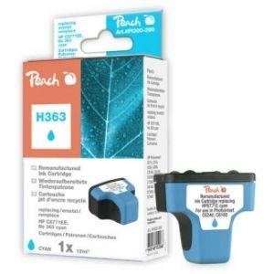 Peach  Tintenpatrone cyan kompatibel zu HP PhotoSmart 8250 7640148552066