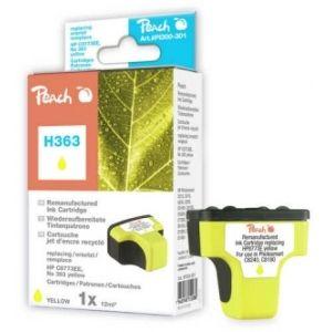 Peach  Tintenpatrone gelb kompatibel zu HP PhotoSmart 8250 7640148552080