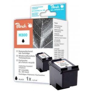 Peach  Druckkopf schwarz kompatibel zu HP DeskJet F 4213 7640155892087