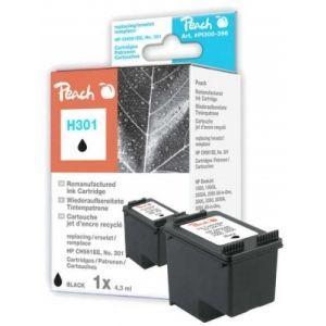 Peach  Druckkopf schwarz kompatibel zu HP DeskJet 2050 7640155892100