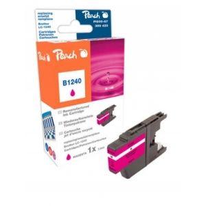 Peach  Tintenpatrone magenta kompatibel zu Brother MFCJ 6510 DW 7640155893718