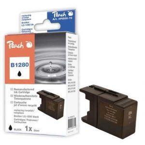 Peach  XL-Tintenpatrone schwarz kompatibel zu Brother MFCJ 6510 DW 7640155893749