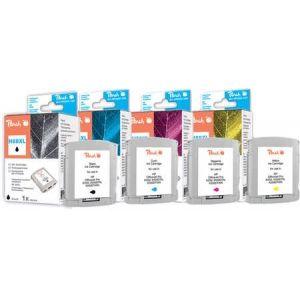 Peach  Spar Pack Tintenpatronen kompatibel zu HP OfficeJet Pro K 550 DTN 7640155893947