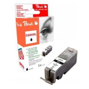 Peach  XL-Tintenpatrone schwarz kompatibel zu Canon Pixma MX 725 7640155894418