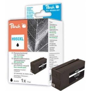 Peach  Tintenpatrone schwarz HC kompatibel zu HP OfficeJet Pro 251 dw 7640155896092