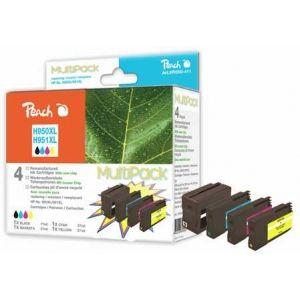 Peach  Spar Pack Tintenpatronen kompatibel zu HP OfficeJet Pro 251 dw 7640155896139