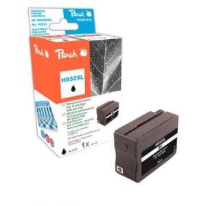 Peach  Tintenpatrone schwarz HC kompatibel zu HP OfficeJet 7600 Series 7640155896146