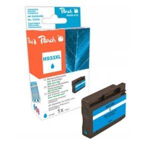 Peach  Tintenpatrone cyan HC kompatibel zu HP OfficeJet 6700 Premium 7640155896153