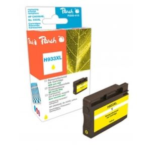 Peach  Tintenpatrone gelb HC kompatibel zu HP OfficeJet 6700 Premium 7640155896177
