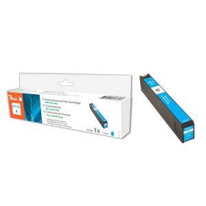 Peach  Tintenpatrone cyan HC kompatibel zu HP OfficeJet Pro X 476 dn 7640155896603