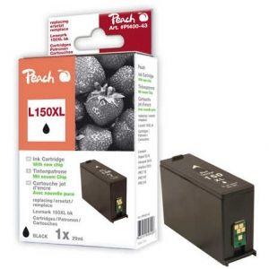Peach  Tintenpatrone schwarz XL kompatibel zu Lexmark Pro 910 7640155898928