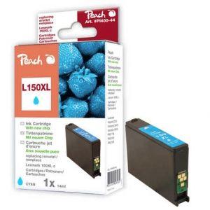 Peach  Tintenpatrone cyan XL kompatibel zu Lexmark Pro 910 7640155898935