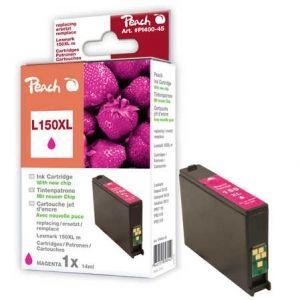 Peach  Tintenpatrone magenta XL kompatibel zu Lexmark Pro 915 7640155898942